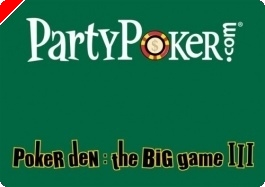 "Party Pokers ""The Big Game"" återvänder"