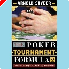 Poker Book Review:  Arnold Snyder's 'The Poker Tournament Formula 2'