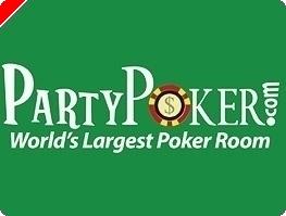 Бэд-бит джекпот на Party Poker достиг $1,000,000!!