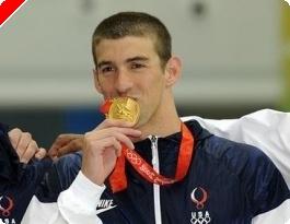 Le nageur américain Michael Phelps à l'APPT de Macau?