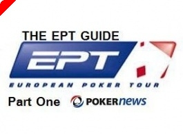 Tournois EPT Pokerstars 2008-2009 - Guide de l'European Poker Tour Saison 5