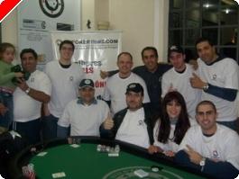 Circuito PT.PokerNews.com V Etapa - Charles Tavares Campeão