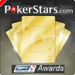 Prémios - European Poker Tour Awards