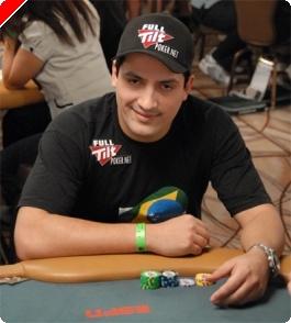 """Leandro """"Brasa"""" Pimentel Profissional da Full Tilt Poker"""