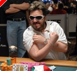 """Joueur de poker professionnel: Max Pescatori, le """"Pirate italien"""""""