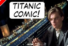 Titanic Poker Comic