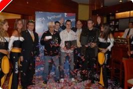 Finaliza el Caribbean & South America Poker tour en Lima
