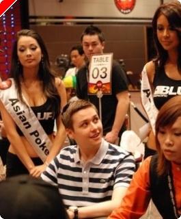 APT Macau Ден 1б: Събраха се Общо 257 Участника