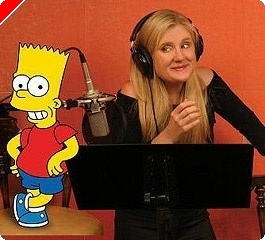 Nancy Cartwright, Voz de Bart Simpson, Organiza Evento de Solidariedade de Poker