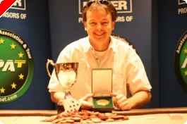 Nick Jenkins wins APAT World Championship and More