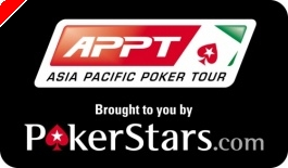 Asian Pacific Poker Tour (APPT) in volle gang + meer pokernieuws