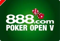 Represent your country at the 888 Poker Open – for only $1!