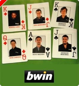 Jogadores Equipa Bwin Poker Entrevistados na FHM