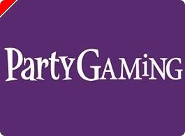PartyGaming zveřejnilo své výsledky za první polovinu roku