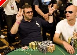 Tournoi Partouche Poker Tour Cannes 2008 : Sitbon chip leader pour la demie finale