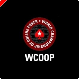 PokerStars.com World Championship of Online Poker (WCOOP) Dia 1