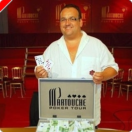 Alain Roy vinner Partouche Poker Tour Cannes Main Event
