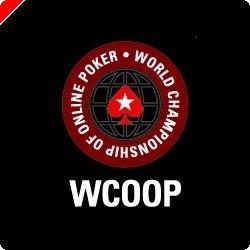 PokerStars 2008 World Championship of Online Poker (WCOOP): shrnutí 5. dne