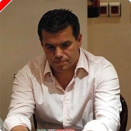 EPT Barcelone 2008 Jour 1a : Michael Murra, joueur amateur et chip leader