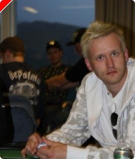 Ronny Johansen eneste norske igjen i EPT Barcelona