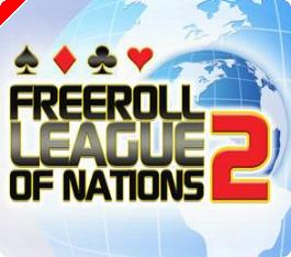 Фрийрол Лига на Нациите 2 - Турнир #3 е Днес