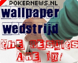 Uitslag PokerNews Wallpaper Wedstrijd