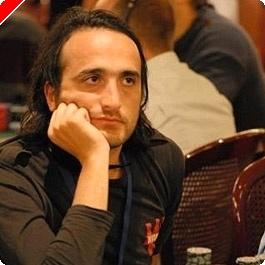 PokerStars EPT Barcelona, Dia 2: Davidi Kitai na Liderança