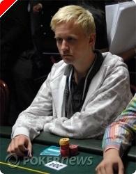 Ronny Johansen ble nr 19. i EPT Barcelona