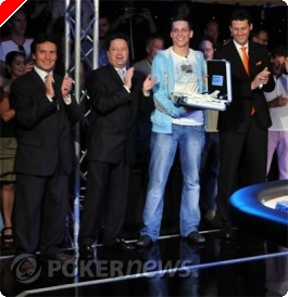 Sebastian Ruthenberg vinner EPT Barcelona