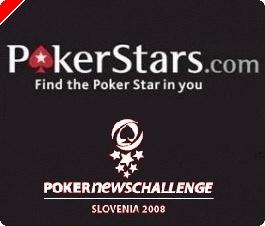 PokerStars rozdává balíčky na Slovenian PokerNews Challenge