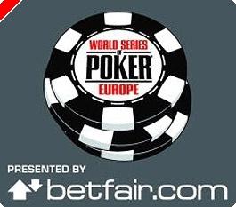 Täna algab WSOP Europe 2008
