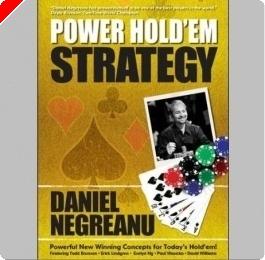 """Livre Poker - """"Power hold'em Strategy"""" de Daniel Negreanu"""