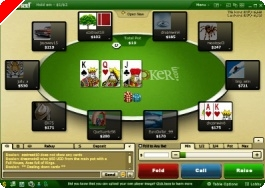 Espreitamos o Novo Look da Party Poker!