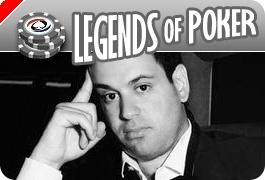 Joueur de poker professionnel et journaliste: Roland De Wolfe