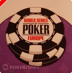 Dag 1b av event #1 i WSOPE 2008 i London