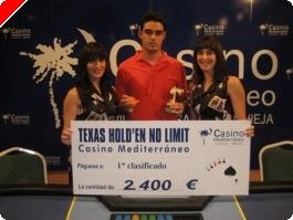 Termina el primer Uniberian Poker Tour