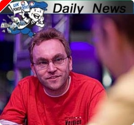 Channing and Woodley make WSOPE Final Table, Ford wins GCBPT and more