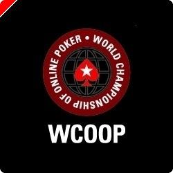 PokerStars 2008 WCOOP Main Event, den 1: 'august35' zatím nejlepší ze 60 soupeřů
