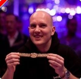 WSOP Europe - Event #1 - 1.500£ NLHE - Jesper Hougaard décroche le titre