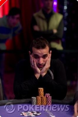 Raúl Páez entre los 11 mejores del HORSE de las WSOP-E