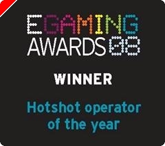 PKR Poker Venceu o Prémio 'Hotshot Operator of the Year' nos eGaming Review Awards