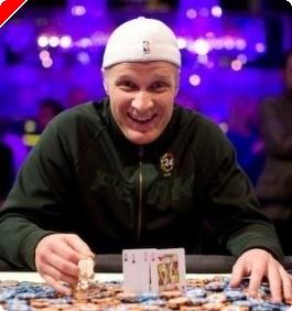 WSOPE: Тео Йоргенсен выигрывает турнир #3, £5,000 PLO