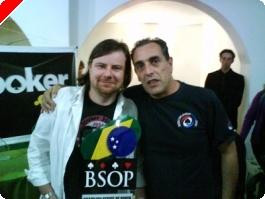 Newton Valério Campeão BSOP Curitiba