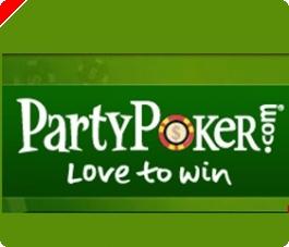 Party Poker Comemora Lançamento do Novo Sofware com Mais de $4 Milhões em Promoções