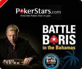 Batalhe com o Boris Becker nas Bahamas