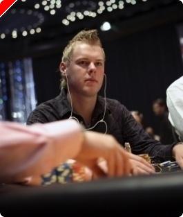 WSOP Main Event Europa - Kongsgaard tæt på finalebordet