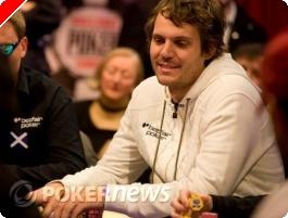 WSOPE Main Event – Bengt Sonnert till finalbord