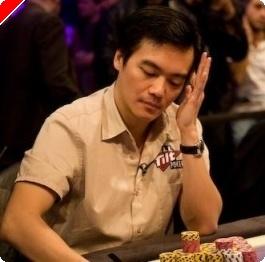 Główny Turniej WSOPE, Dzień 4: Juanda Nie Oddaje Prowadzenia