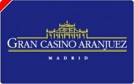 El Casino de Aranjuez será la sede de la 5º etapa del Spanish Poker Tour