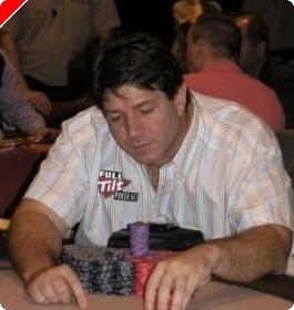 European Poker Tour 2008 Londres - Day 2 - Lellouche et Benyamine en bonne posture